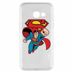 Чохол для Samsung A3 2017 Comics Superman