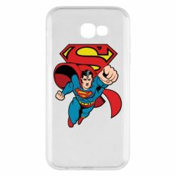 Чохол для Samsung A7 2017 Comics Superman