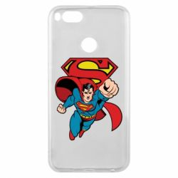 Чохол для Xiaomi Mi A1 Comics Superman