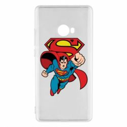 Чохол для Xiaomi Mi Note 2 Comics Superman