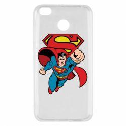 Чехол для Xiaomi Redmi 4x Comics Superman