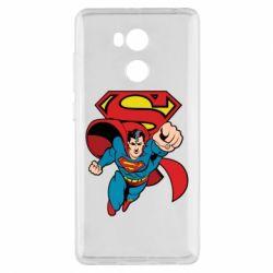Чехол для Xiaomi Redmi 4 Pro/Prime Comics Superman