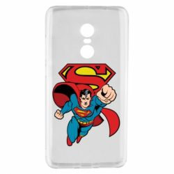Чохол для Xiaomi Redmi Note 4 Comics Superman