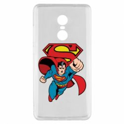 Чохол для Xiaomi Redmi Note 4x Comics Superman