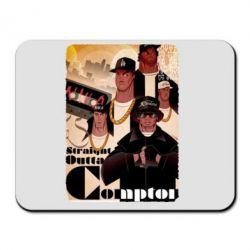 Коврик для мыши Compton's NWA - FatLine
