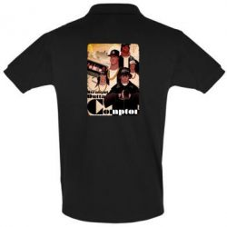 Футболка Поло Compton's NWA - FatLine