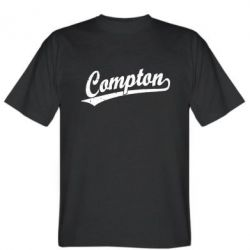 Мужская футболка Compton Vintage - FatLine