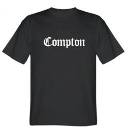 Мужская футболка Compton - FatLine