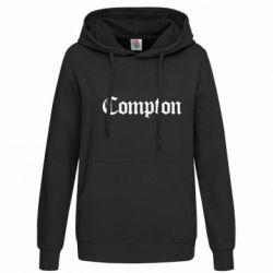 Женская толстовка Compton - FatLine