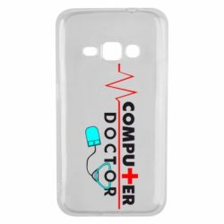 Чохол для Samsung J1 2016 Computer Doctor