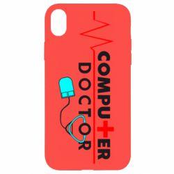 Чохол для iPhone XR Computer Doctor