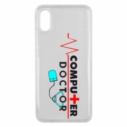 Чохол для Xiaomi Mi8 Pro Computer Doctor