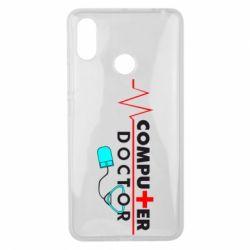 Чехол для Xiaomi Mi Max 3 Computer Doctor