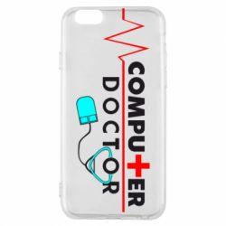 Чохол для iPhone 6/6S Computer Doctor