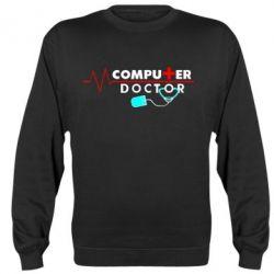 Реглан (свитшот) Computer Doctor - FatLine