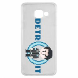 Чохол для Samsung A3 2016 Connor from the game Detroit: Become a Man