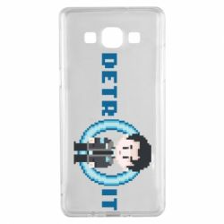 Чохол для Samsung A5 2015 Connor from the game Detroit: Become a Man