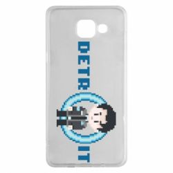 Чохол для Samsung A5 2016 Connor from the game Detroit: Become a Man