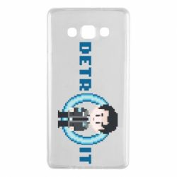Чохол для Samsung A7 2015 Connor from the game Detroit: Become a Man