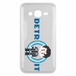 Чохол для Samsung J5 2015 Connor from the game Detroit: Become a Man