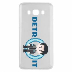 Чохол для Samsung J5 2016 Connor from the game Detroit: Become a Man