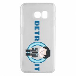 Чохол для Samsung S6 EDGE Connor from the game Detroit: Become a Man