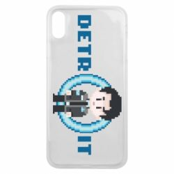 Чохол для iPhone Xs Max Connor from the game Detroit: Become a Man