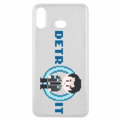 Чохол для Samsung A6s Connor from the game Detroit: Become a Man