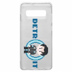 Чохол для Samsung S10+ Connor from the game Detroit: Become a Man