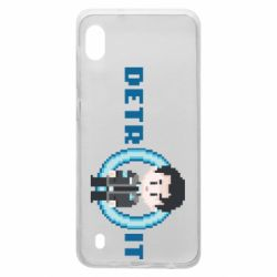 Чохол для Samsung A10 Connor from the game Detroit: Become a Man