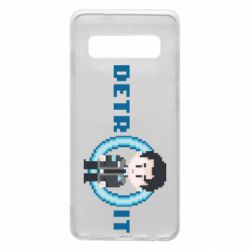 Чохол для Samsung S10 Connor from the game Detroit: Become a Man