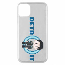 Чохол для iPhone 11 Pro Connor from the game Detroit: Become a Man