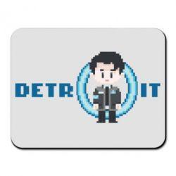 Купить Коврик для мыши Connor from the game Detroit: Become a Man, FatLine