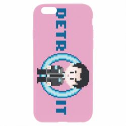 Чохол для iPhone 6/6S Connor from the game Detroit: Become a Man