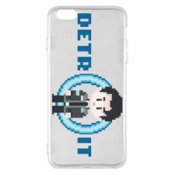Чохол для iPhone 6 Plus/6S Plus Connor from the game Detroit: Become a Man