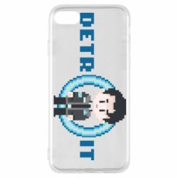 Чохол для iPhone 8 Connor from the game Detroit: Become a Man