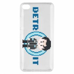 Чохол для Xiaomi Mi 5s Connor from the game Detroit: Become a Man