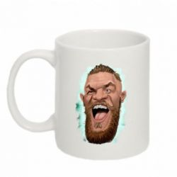 Кружка 320ml Conor McGregor Art - FatLine