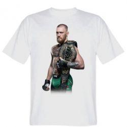 Мужская футболка Conor McGregor Belt - FatLine