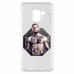 Чехол для Samsung A8 2018 Conor McGregor