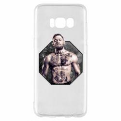 Чехол для Samsung S8 Conor McGregor