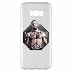 Чехол для Samsung S8+ Conor McGregor