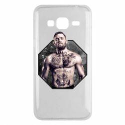Чехол для Samsung J3 2016 Conor McGregor