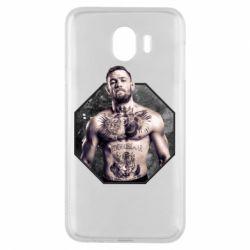 Чехол для Samsung J4 Conor McGregor
