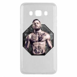 Чехол для Samsung J5 2016 Conor McGregor