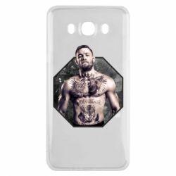 Чехол для Samsung J7 2016 Conor McGregor