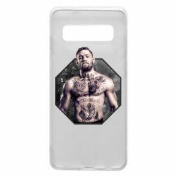 Чехол для Samsung S10 Conor McGregor