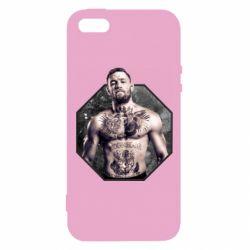 Чехол для iPhone5/5S/SE Conor McGregor
