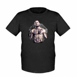 Детская футболка Conor McGregor - FatLine
