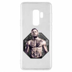 Чехол для Samsung S9+ Conor McGregor